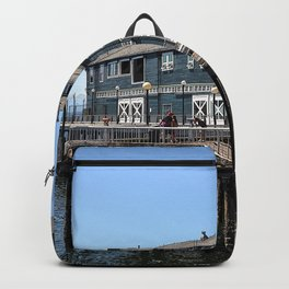 Seattle Downtown Pier Backpack
