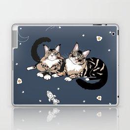 Space Cats Laptop & iPad Skin