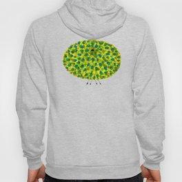 Poofy Pineapple Hoody