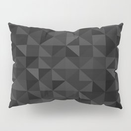 Low Polly Pillow Sham