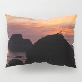 Surfers' Sunset Pillow Sham