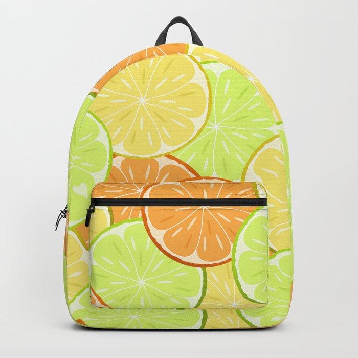 Citrus. Backpack