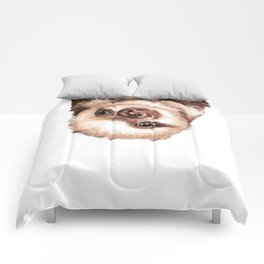 Baby Sloth Comforters