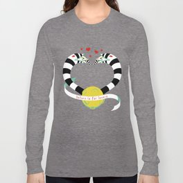 Saturn is for Lovers Long Sleeve T-shirt