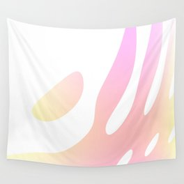 Pastel Design Wall Tapestry
