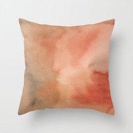 Abstract No. 410 Throw Pillow