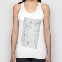 snk Tank Tops featuring JeanMarco  by Heartos