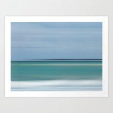 Juno Beach 2010 Art Print