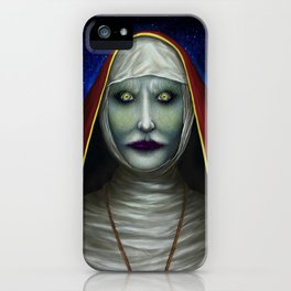 "The ""Gorgeous"" NUN iPhone Case"