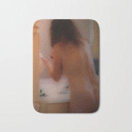 Selfie Bath Mat