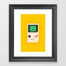 Gameboy Framed Art Print