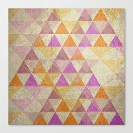 Pyramides Canvas Print