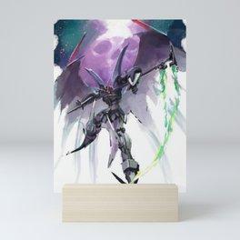 The God of Death Mini Art Print