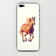 Horse // Boundless iPhone & iPod Skin