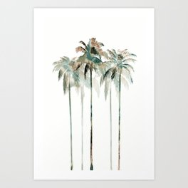 Hawaii Forest collab. with @rodrigomffonseca Art Print