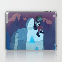 Robokid in the Forest Laptop & iPad Skin