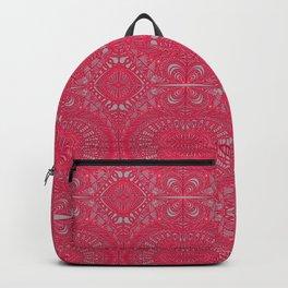 Mehndi Ethnic Style G343 Backpack