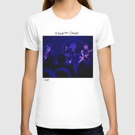 Birds in the Boneyard, Print Eight: From the Crowd T-shirt