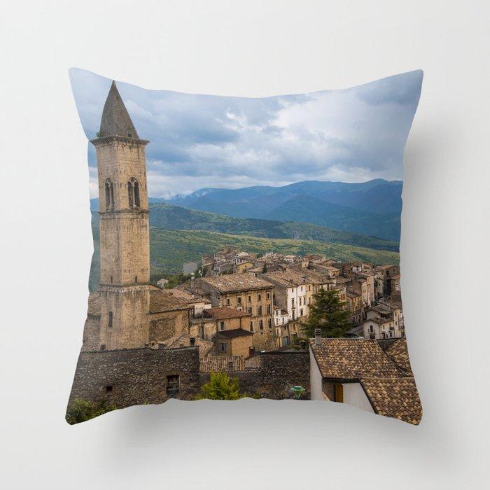 Pacentro Throw Pillow