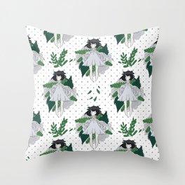 Seedling | Airily Throw Pillow