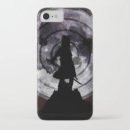 uciha sasuke iPhone Case