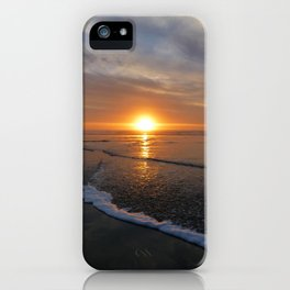 Sun-kissed Sea iPhone Case