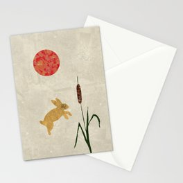 The Bunny Collection - Blood Moon Stationery Cards
