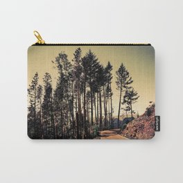 Woodland #2 Carry-All Pouch