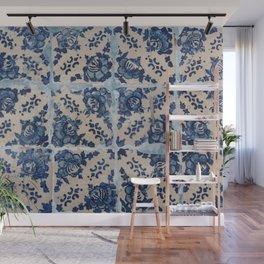 Portuguese Azulejo tiles Wall Mural
