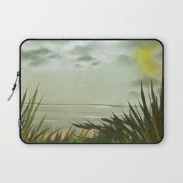 Digital Painting, Pastel Landscape Laptop Sleeve