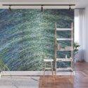 Shimmerin Ocean Wave Reflections by margaretjuul
