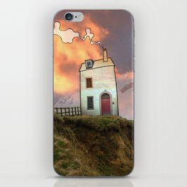 Gobblynne House iPhone Skin