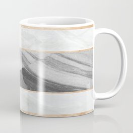 Marble Abstract Wave Coffee Mug