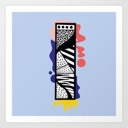 I for ….. Art Print