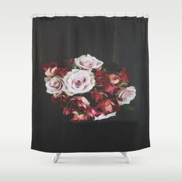 Poesy Shower Curtain