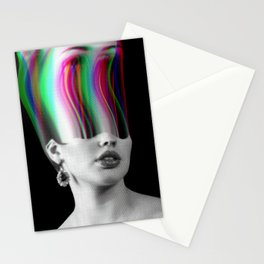 The Glitch Experience Stationery Cards