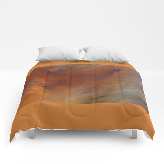 Storm in Space  (A7 B0230) Comforters