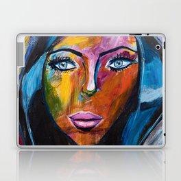 Powerful Woman Laptop & iPad Skin