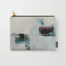 Japan Waves Carry-All Pouch