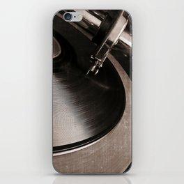 old tracks iPhone Skin