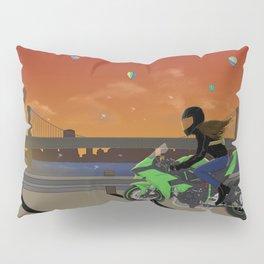 Sunset Blvd Pillow Sham