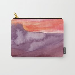 Mar de Lava Carry-All Pouch