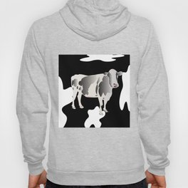 Country Cow Hoody