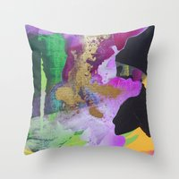 easter Throw Pillows featuring Easter by Jordy Lievers-Eaton
