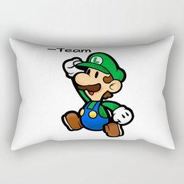 An Italian Bromance Rectangular Pillow