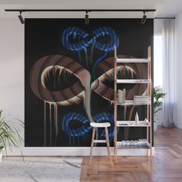 The End of Infinity Wall Mural