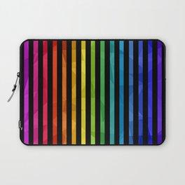 BLACK + RAINBOW Laptop Sleeve