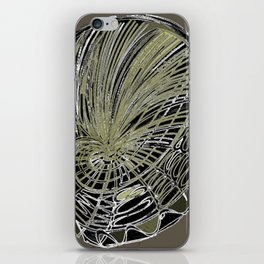 abstrato iPhone Skin