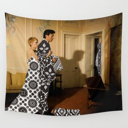 Gowns Wall Tapestry