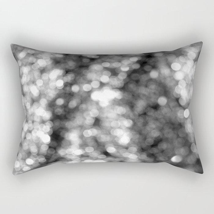 Out of Focus Rectangular Pillow